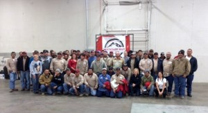 Mountain Man Welding Safety Awards 2013 Group Photo