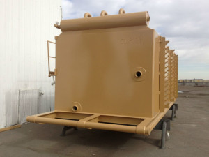 Oilfield Welding and fabrication Circulating Tank