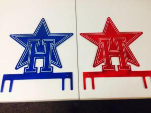 Custom Signage - Heritage High School