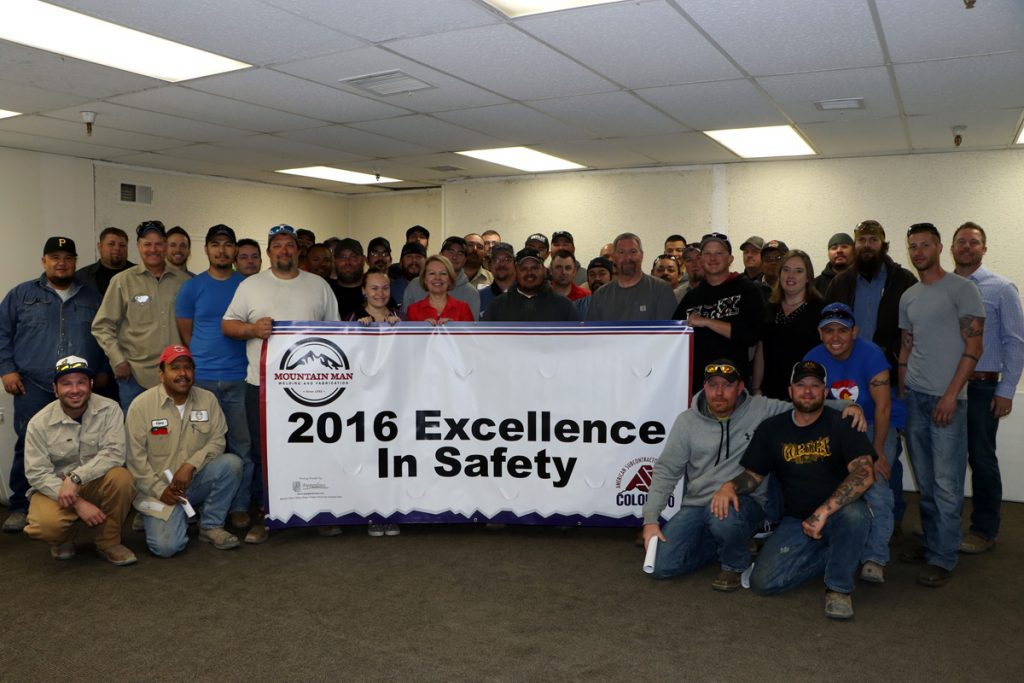 American Subcontractors Association Construction Industry Award Winners